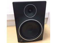 "Mackie MR8 MK3 8"" Full-Range Reference Active Powered DJ Studio Monitor , Speaker / Single."