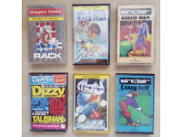 13 x Spectrum games in original boxws with paper sleeves