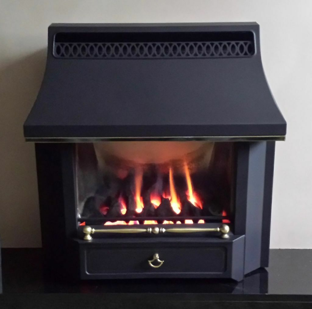 valor black beauty oxysafe coal effect outset gas fire in