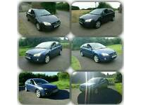 Ford Focus x 2. 1.6 and 1.8 Petrol