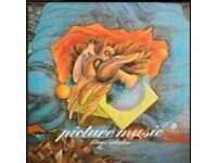 Klaus Schulze (Tangerine Dream) – Picture Music Sealed + Download Voucher. (Sealed)