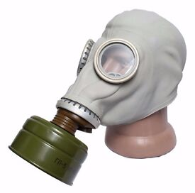 Russian GP5 GAS MASK with Accessories -All Sizes SOVIET RESPIRATOR with Bag NEW Free Shipping