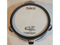 Roland PD-85BK Dual Zone V-Drums Pad Black *Brand New*