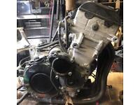 GSXR 1000 Engine