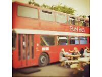 Storage space, parking space, industrial space to rent for a double decker bus