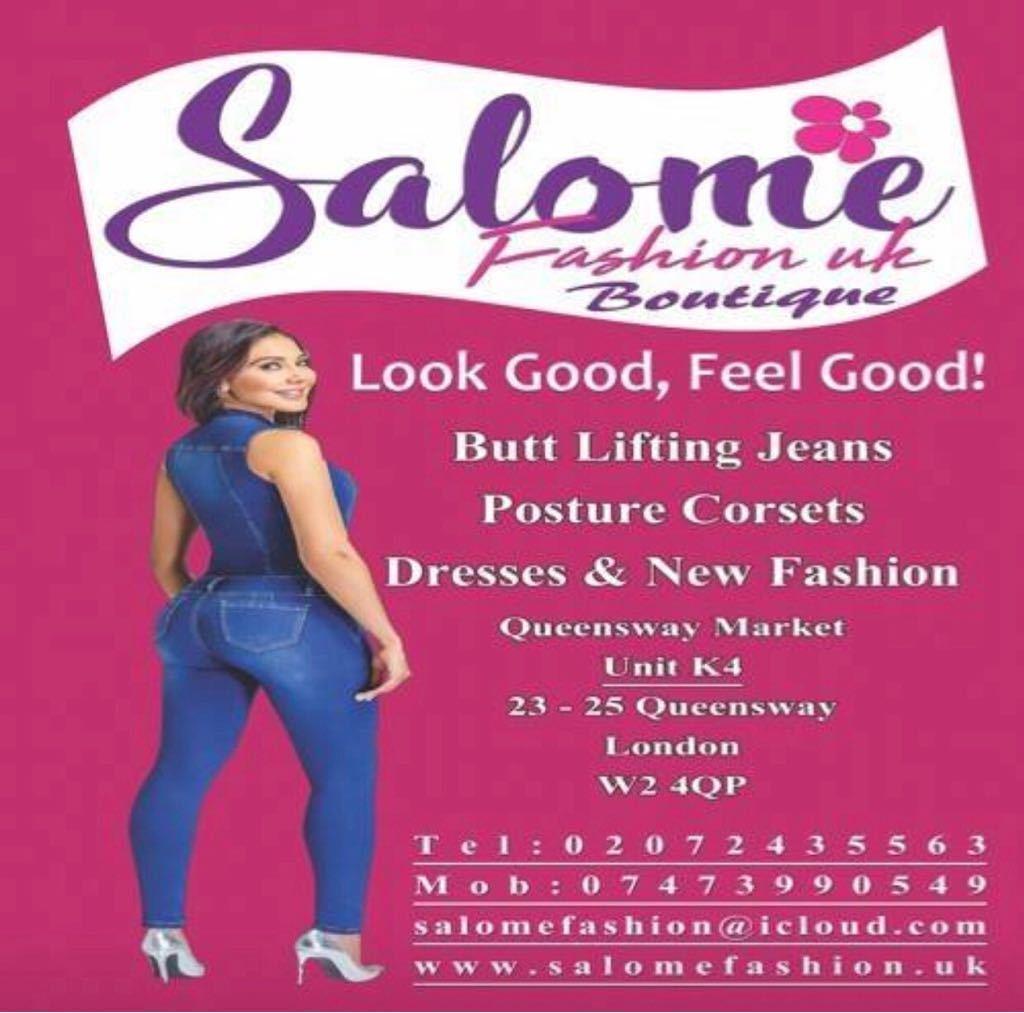 Salome Fashion Bouitque