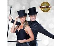 AN EVENING WITH STRICTLY'S ANTON DU BEKE AND ERIN BOAG