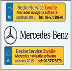 Mercedes Update Audio 50 APS NTG1 2 4 CD DVD Comand Aps 2017