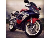 Honda Fireblade cbr929rr cbr900rr