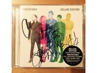 Signed Pentatonix Album (Deluxe Edition)