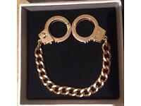 Ashley Bridget Ltd Edition Handcuff Bracelet