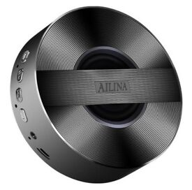 Bluetooth Speakers - AILINA Mini Portable Rechargeable Speaker Built-in Microphone