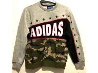 Adidas Originals Hoodie Kids Sizes 5 - 15 Yrs NEW *CLEARANCE*