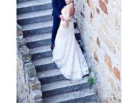 ****BEAUTIFUL DESIGNER MAGGIE SOTTERO WEDDING DRESS****