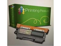 Toner Cartridge Replace fits Brother TN2010 DCP-7055 HL-2130 HL-2132 HL-2135w
