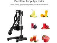 Manual Juicer Hand Press Fresh Fruit Squeezer- Excelvan