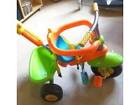 Kids 3-in-1 Smart Trike - excellent condition.