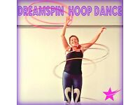 Hula Hoop - Improvers/Intermediate Starts 1st November 6.15pm