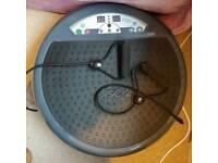 Vibration plate disc 2