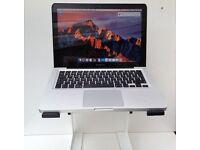MacBook Pro 13-inch 2011 Model Core i5 2.3GHz 4GB RAM 320GB HD A1278 + Free leather case