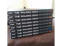 The Walking Dead Books 1 - 8 **Like New** £110