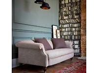 Tetrad Harris Tweed Bowmore Grand Sofa RRP £2k+