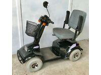 CTM HS686 - medium size pavement mobility scooter