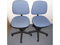 Office or PC Swivel Chairs - £15 each