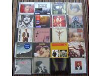 DOZENS OF CDs ONLY £1 EACH, NIRVANA, RADIOHEAD, FOO FIGHTERS, BRUCE SPRINGSTEEN ETC
