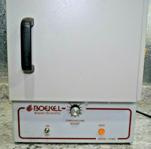 BOEKEL MODEL # 107800 LAB OVEN INCUBATOR