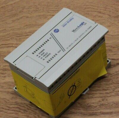 E-141 Allen Bradley 1761-l16bwa Micrologix 1000 Controller