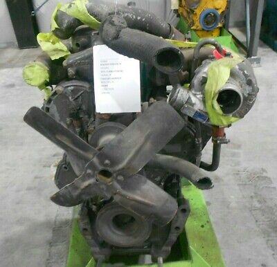 Massey Ferguson 235 Turbo Perkins Engine Needs Water Pump Lift Pump