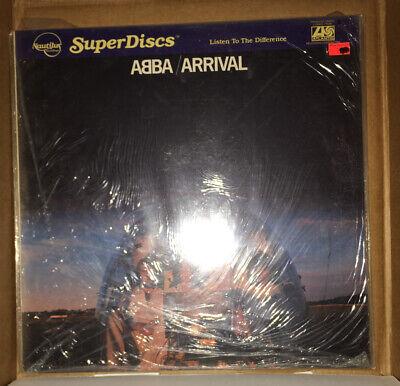 ABBA - Arrival — Sealed Nautilus SuperDiscs !
