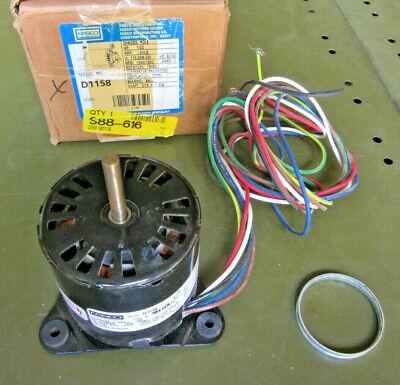 3//4 HP 115 Volt HQ1011404EM Heil OEM Furnace Blower Motor