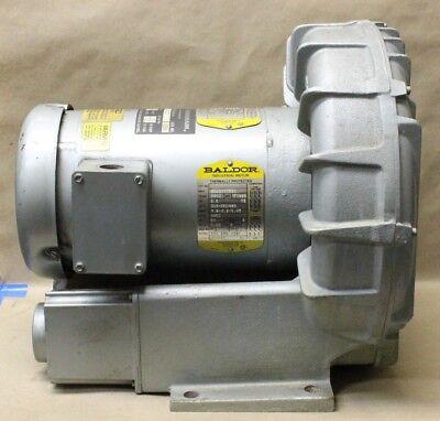 Gast Regenair Regenerative Blower Vacuum Loader R5325a-2 2049sr