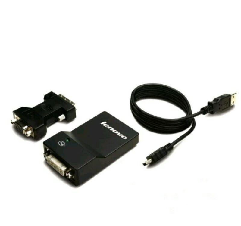 Lenovo 0B47072 Graphic Adapter - USB 3.0
