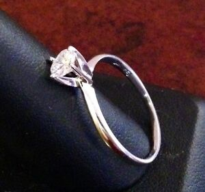 14K GOLD DIAMOND SOLITAIRE ENGAGEMENT RINGS*See available rings