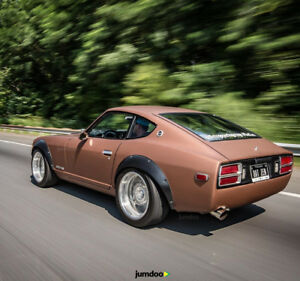 Datsun 260Z 280Z Fender Flares wide body kit 3.5