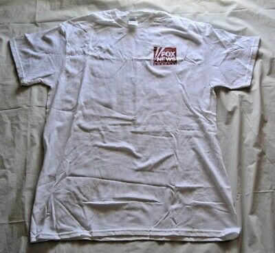 Fox News Channel The Fox News Specialists PROMO T-Shirt - Size Large / L