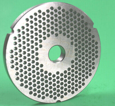 42 X 316 4.5mm Stainless Meat Grinder Plate For Biro  4 116 Diameter