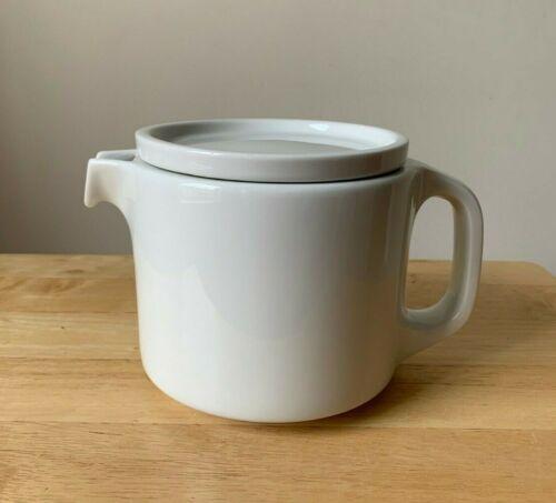 THOMAS GERMANY TC100 White 5 Cup Teapot & Lid - VGUC