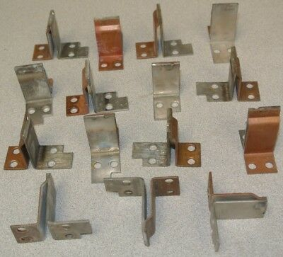 Mixed Lot Of 15 General Electric Thermal Overload Heaters See List Below