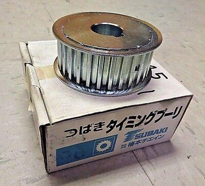 Tsubaki Timing Belt Pulley 30p8m 1516 Keyed Bore New