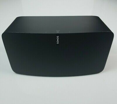 Sonos Play 5 Gen 2 Wireless Smart Speaker Black Barely Used Excellent Condition