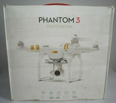 DJI Phantom 3 Efficient Quadcopter with 4K Camera and 3-Axis Gimbal - White