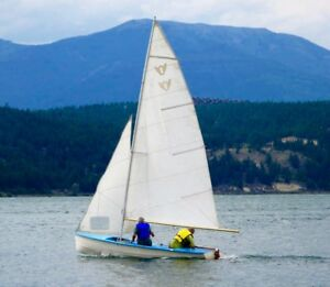 17 Ft. Sail Boat in Windermere