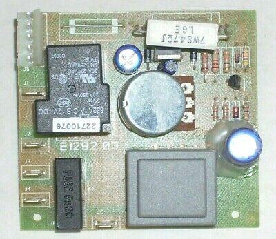 Clarke 160en Mig Welder Circuit Board We22710076 Pc Board W 30a Fuse E1292