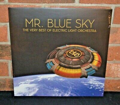 ELECTRIC LIGHT ORCHESTRA Mr. Blue Sky The Very Best of, 2LP BLACK VINYL