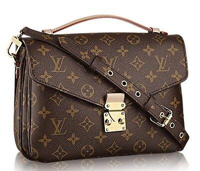 BNWT 100% Authentic Louis Vuitton Pochette Metis