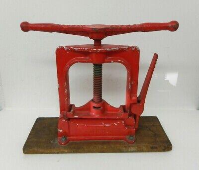 Hebert 12121 6 Wide Fire Hose Strangler Clamp Firefighting Equipment 2